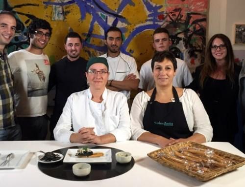Cinco cocineros le dan la vuelta a la rosquilla